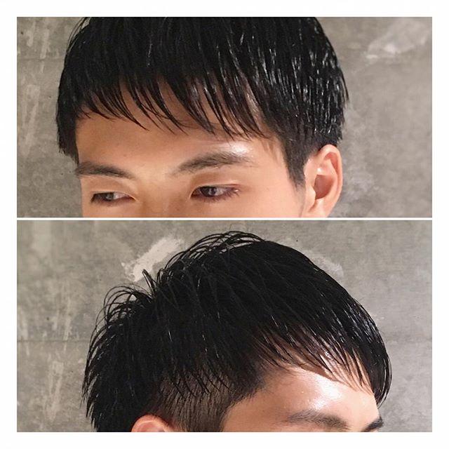 ✂︎デザインバング×ベリーショート✂︎ アシンメトリーな前髪がポイントのベリーショートです! 短めのスタイルも、前髪にデザインをとりいれることで大きく印象が変わります!長さをキープしつつも、少しいつもと違う感じにしたい、、、という方も、前髪を変えるだけでイメージチェンジできます! お客様の髪の生え方や、頭の形に合わせて、1番フィットするデザインをご提案します!ぜひご相談ください! 7月より、火曜日も営業を開始しました!当日のご予約も承りますので、ぜひお待ちしております! #山本和彦